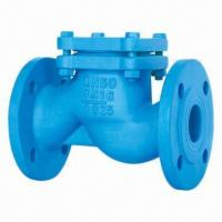 Flanged Lift Type Check Valve with DIN Standard Manufactures