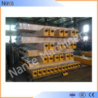 China Softing Start Motor Steel Crane End Carriage Beam In Heavy Industrial on sale