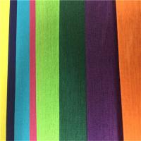 China Environmental Protection Cotton Polyester Blend Fabric Accept Custom Designs on sale