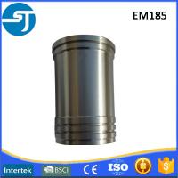 China Emei EM185 casting iron diesel engine cylinder liner price for tractor parts on sale