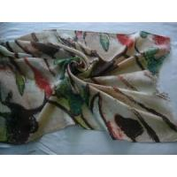 Printed Cotton Scarf (LC-C117) Manufactures