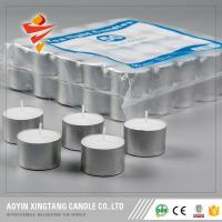 4hrs Mini White Tealight Wax Candle to Malysia Manufactures