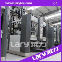 China LARY rubber shoe sole injection moulding machine, sole making machine, CE Certificated on sale