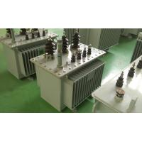 Low Loss Core Amorphous Alloy Transformer , 30KVA Distribution Transformer Manufactures