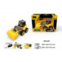 China DIY Assembly Construction Vehicles Educational Building Toys For Toddlers 3 - Year Old on sale