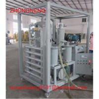 Online Transformer oil filtration work with energized Transformer/ oil purification/ oil treatment Manufactures