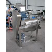 Compact Structure Automatic Filling Machine Crushing Juicer Unit 12.5KW Manufactures