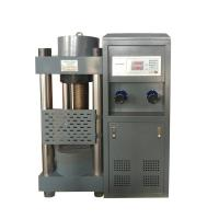 Computer Control Compression Strength Testing Machine For Brick , Concrete Manufactures