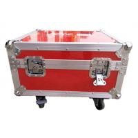 Quality Luminous And Reflective Spot Red Rack Flight Case , Twelve Channel Motor Chain for sale