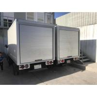 Quality Aluminum Fireproofing Roller Door Emergency and Rescue Rolling Shutter for sale