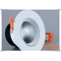 China Aluminium Body Bathroom LED Downlights , Anti Glare LED Ceiling Downlights on sale