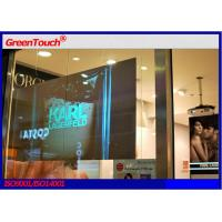 Promotion 42 inch interactive touch foil  touch screen film for glass Manufactures