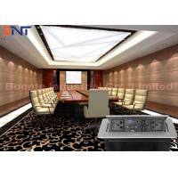 China Conference Table Pop Up Outlets With 3-Pin Power Plug And HDMI Port on sale