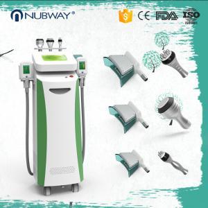 China Multifunction cool tech  Weight Loss Fat Freezing Cryolipolysis  Body slimming machine on sale