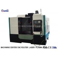 Heat Exchanger CNC Vertical Machining Center For Mechanical Processing Manufactures