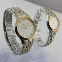 Sapphire glass Stainless Steel Mens Watches for couples Manufactures