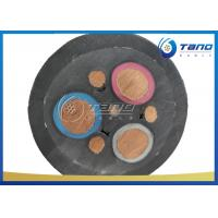 EPR Insulation Rubber Insulated Cable CPE Sheath Material 2kV - 15kV Manufactures