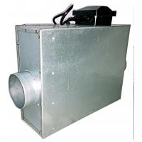 China Industrial Square Duct Booster Fan , Inline Duct Fan Quiet For Ventilation on sale