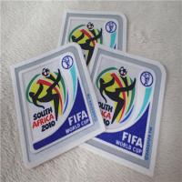 FIFA World Cup Multi-color Heat Transfer Flocking Patches For Sportswear Decoration Manufactures