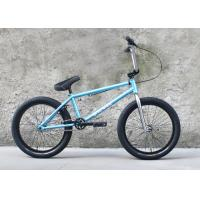 20 Inch Custom BMX Bikes Full Chromoly Frame Integrated Sealed Bearings Manufactures