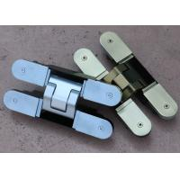SG-HC4080 3D Concealed Adjustable Hinge 180 Degree Opening Invisible Door Hinges Manufactures