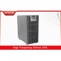 3 / 1 Phase 380VAC / 220VAC High Frequency Online UPS with 0.9 Power Factor , 10-20KVA Manufactures