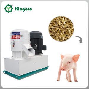 Buy cheap Animal feed pellet machine flat die 350 from wholesalers