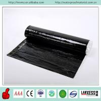 CE standard Self-adhesive modified bitumen waterproof membrane Manufactures