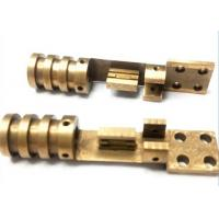 Cast Iron High Precision Brass Electrical Sockets Coating Galvanization Surface Manufactures