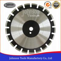4-32 High Speed Green Concrete Saw Blade , Circular Saw Concrete Blade Manufactures