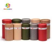 Recycle Printed CBD Bottles Paper Box Packaging Cardboard Paper Tube Laminated Material Manufactures