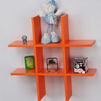 Wall Shelf, Made of E1 MDF in Various Sizes, Fashionable Design, Suitable for Household Decoration Manufactures