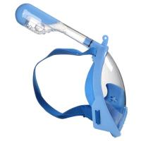 Multi Size Snorkeling Diving Full Face Mask , Anti - Leak Water Sports Equipment Manufactures