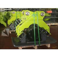 Trench Compaction Hydraulic Compactors Compact Design For Excavators 900Kg Manufactures