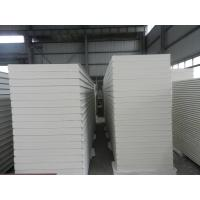 100 mm Thickness Wall Roof  PU Sandwich Panel for industrial building Manufactures