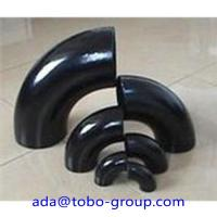B16.9 6061 Butt Weld Fittings Aluminum Seamless Short Radius 90 D Elbows For Yacht Manufactures