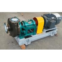 Abrasive Resistant  Industrial Chemical Pumps with Mechanical Seal or Packing Seal Manufactures