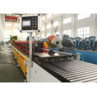 China 8-15m / Min Octagonal Tube Roll Forming Machine For Roller Shutter Door on sale