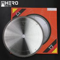 China Non Ferrous Carbide Circular Saw Blade , Metal Table Saw Blade High Performance on sale