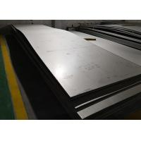 China OEM Hot Rolled Stainless Steel Plate / 2205 Duplex Stainless Steel Sheets on sale