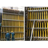 China High Turnover Timber Beam And Plywood Formwork System on sale