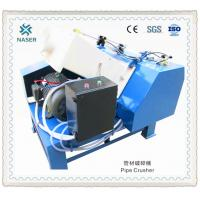 waste plastic pipe crusher Manufactures
