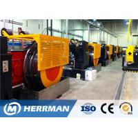 China High Strength Copper Alloy Trolley Drawing Wire Machine For Copper Magnesium on sale