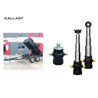 High Pressure Hydraulic Lift Cylinder Single Acting , Long Stroke Hydraulic Cylinder Manufactures