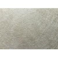 Composite Fireproof Fiberboard Environmental - Friendly For Shelf / Side Wall Manufactures