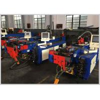 Multi Axis Cnc Tube Bending Machine , Stainless Steel Tube Bending Equipment Manufactures