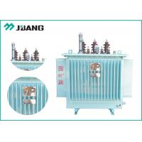 China Copper Oil Immersed Distribution TransformerToroidal Double Winding AC 50 / 60Hz on sale