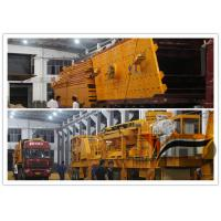 China High Safety Mobile Crushing Equipment Limestone Crushing Plant Multi Layer for sale