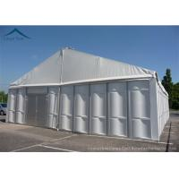 China Wind Resistant Custom Event Tents Solid Wall For Outdoor Activities on sale