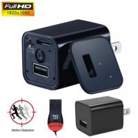 Home covert usb spy power adapter camera baby monitors camera  made in China factory Manufactures